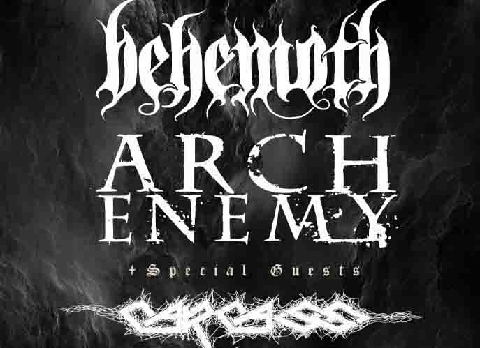 Arch Enemy + Behemoth