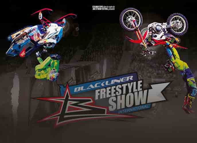 Blackliner Freestyle Show