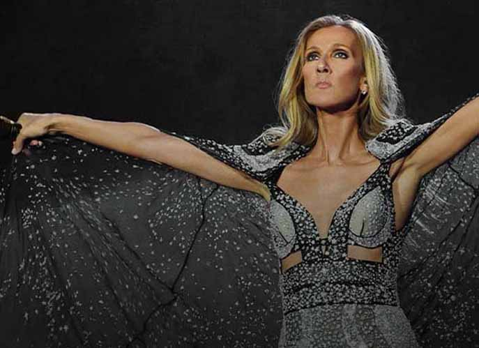 Céline Dion COURAGE WORLD TOUR 2021