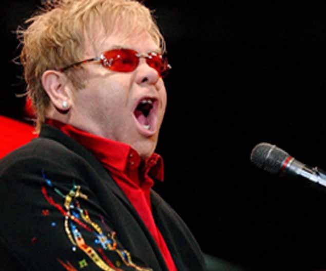 Elton John Europe The Final Tour