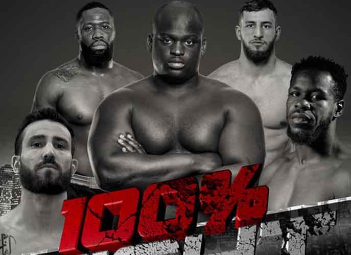 100% Fight 44