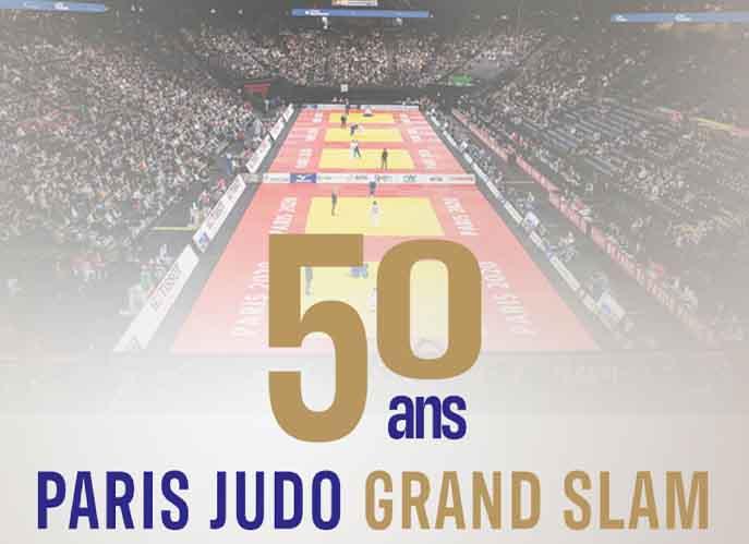 Paris Grand Slam 2021