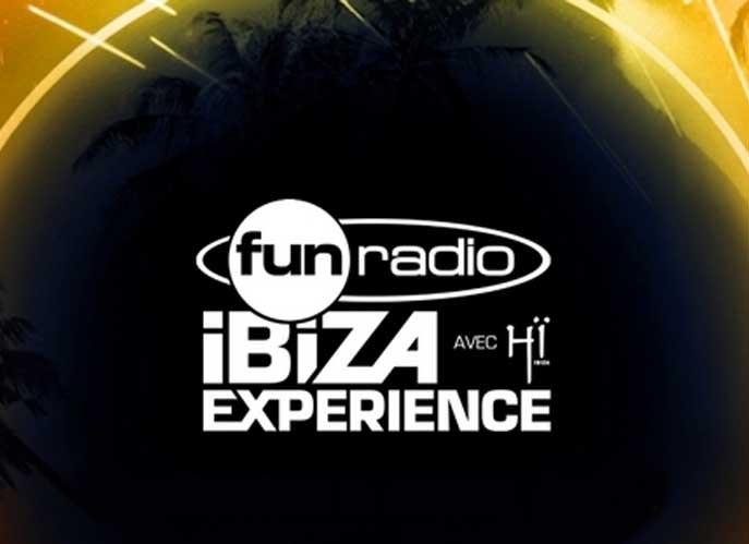 Fun Radio Ibiza Experience